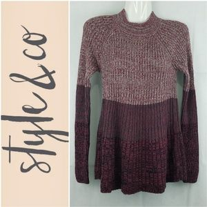 New! Style & Co Pullover Size XS
